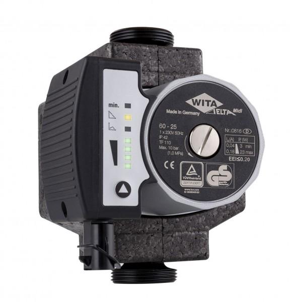 Pumpe WITA Delta MIDI 60 - 25 SB 130 PWM