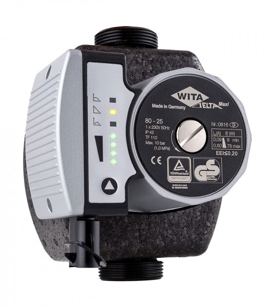 Pumpe WITA Delta MAXI 80 - 32 PWM